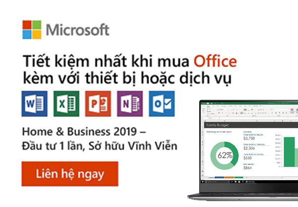 OFFICE HOLIDAY 2019 – ĐẦU TƯ 1 LẦN SỬ DỤNG VĨNH VIỄN
