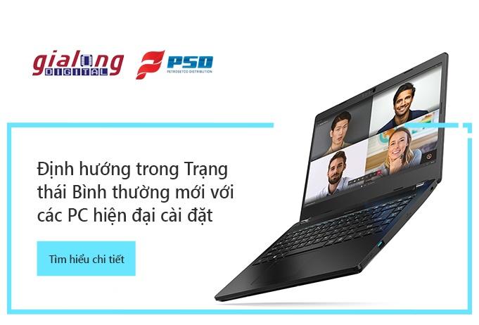 : Định hướng trong trạng thái Bình Thường Mới với thiết bị phần cứng hiện đại có trang bị Windows 10 Pro/ OHB 2019
