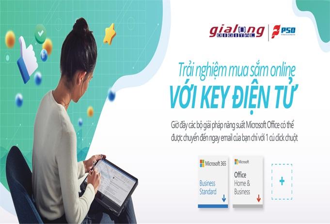 Trải nghiệm hình thức mua bán phần mềm online với ESD